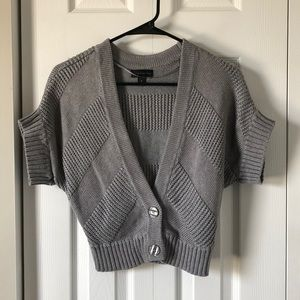 2 for $20 Worthington knit cropped cardigan